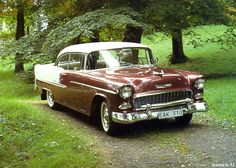 1955_Chevrolet_Bel_Air_Sport_Coupe_