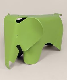 Green #Elephant Sculpture on from Control Brand on #zulily