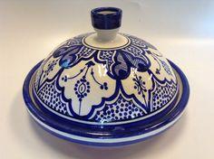 Moroccan Tajine Glazed Terracotta Serving Dish with by Morokko, $49.99