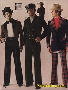 Plaid Stallions : Rambling and Reflections on '70s pop culture: Hey Guys!