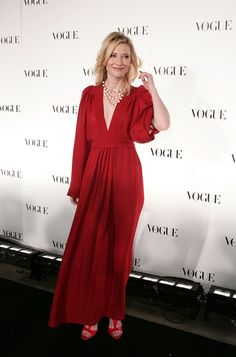 Cate Blanchett at Vogue Australia's 50th Anniversary