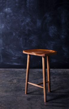 doc. Bistro Stool - modern - chairs - atlanta - Skylar Morgan Furniture + Design