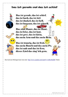Top 40 Beispiele für Büttenpapier-Events - Everything About Kindergarten Kindergarten Activities, Activities For Kids, Crafts For Kids, Preschool, Kindergarten Portfolio, Im A Loser, German Language Learning, Kids Songs, Teaching Kids