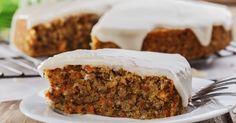 Entre le gâteau et la barre collation, il y a ce délice aux carottes et courgettes.