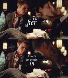 The saddest moment in the originals - Elijah and haley