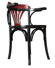 Navy Chair Black - NOW £234.00 - Hicks and Hicks