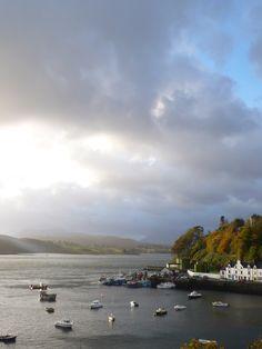 Portree, Isle of Skye - this is a beautiful, beautiful photograph