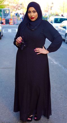 Plus Size Muslim Women Clothing - Styled by Zubaidah