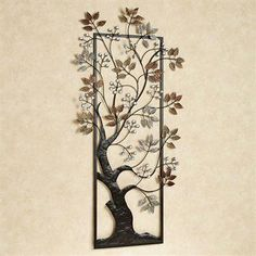 """See our web site for even more info on """"metal tree art decor"""". It is a superb area for more information. Metal Tree Wall Art, Metal Wall Decor, Metal Art, Tree Sculpture, Wall Sculptures, Decoration, Art Decor, Tree Artwork, Metal Walls"""