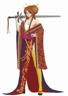 侍Woman〜日本の女よ強くあれ〜