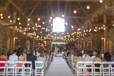 Beautiful Ways to Light Your Wedding
