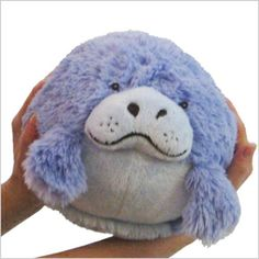 """Mini Squishable Manatee (already has)  Otherwise known as the """"Gateway Squishable"""" in this house.  He was our first and we just couldn't get enough of the squishy goodness."""