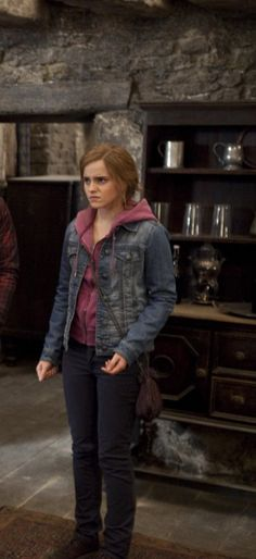 Hermione - Harry Potter and the Deathly Hollows Part 2 | Hermione Granger | Pinterest | Hermione ...