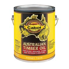 Make your bamboo fencing and pole last, for outdoor use we suggest sealing your bamboo with Cabot's Australian Timber Oil.