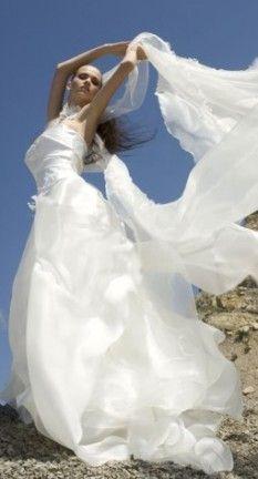 vestito da sposa sogni