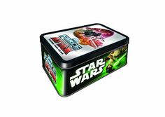 Topps TO00082 - Star Wars Force Attax - Movie Card Collection 2 - Tin Star Wars, Tin, Invitations, Stars, Movies, Gifts, Collection, Ideas, Board Games