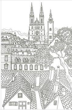 Aliexpress.com: Compre Romântico croácia [ feito na coréia ] livro de desenho grafite pintura livro de colorir para crianças adulto como jardim secreto de confiança linha de qualidade fornecedores em KOREA BEAUTY STORE <100% FROM SOUTH KOREA>