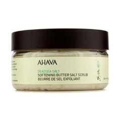Deadsea Salt Softening Butter Salt Scrub --235ml-8oz