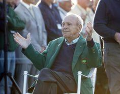 Golfer Arnold Palmer Dies At Age 87