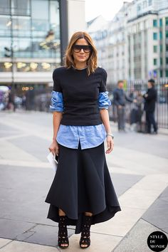 Christine-Centenera layered outfit