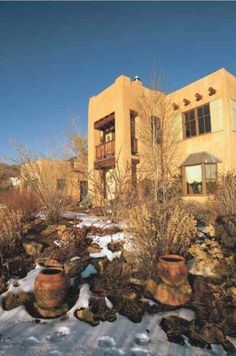 Classic southwest style home in Taos, NM