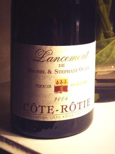 Near speechless with this bad boy. Perfume, power, elegance. Wave upon wave of fruit @CoteRotieOgier @graapples