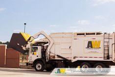 2 8 Yard Front Load Commercial Waste Dumpster Dumpster