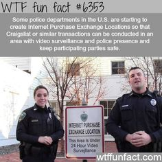 Internet Purchase Exchange Locations - WTF fun facts