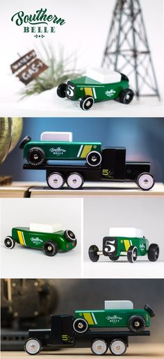 Awesome Wooden Toy Cars by Vlad Dragusin + Candylab Toys — Kickstarter