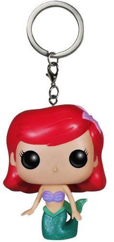 Pop! Vinyl - Little Mermaid - Ariel Pop! Keychain