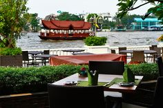 Bangkok Riverside Restaurants - Where and What to Eat in Riverside