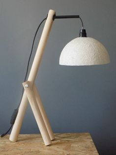 Luminaire Design, Lamp Design, Paper Floor Lamp, Bamboo Lamp, Pipe Lighting, Wooden Lamp, Modern Floor Lamps, Modern Bedroom Design, Unique Lamps