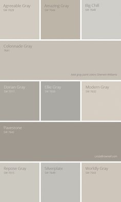 Best Ideas Home Interior Design Living Room Paint Colors Grey Bathroom Paint Colors, Kitchen Paint Colors, Paint Colors For Living Room, Paint Colors For Home, Paint Colours, Bathroom Gray, Bathroom Ideas, Master Bathroom, Bath Paint