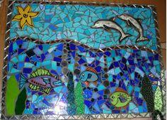 Mosaic Glass Art Gallery | www.firehorseglass.co.nz