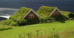 Le Turf Houses islandesi candidate a patrimonio Unesco