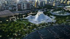 How come Rahm has to talk the future of the Lucas Museum over with George and Mellody and not us?