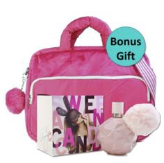 Sweet Like Candy, Perfume, Ariana Grande, Daughters, Lunch Box, Gifts, Collection, Presents, Bento Box