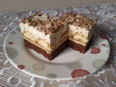 CIASTO JOGURTOWO-KAWOWE Mini Cakes, Tiramisu, Ale, Cheesecake, Food And Drink, Baking, Desserts, Ethnic Recipes, Sweet