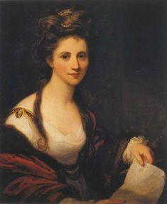 Emilie du Chatelet 1706 - 1749 (Madame la Marquis Duchastellet)