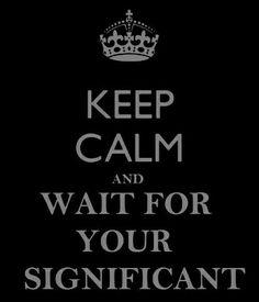 I can't keep calm! Gah!