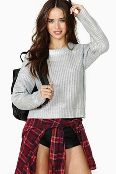 Space Academy Sweater