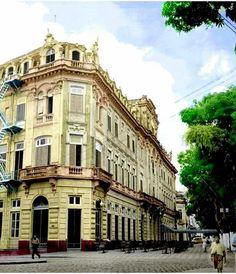 Volta no tempo!!! Hotel Grão Pará Belém-PA Brasil