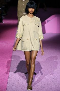 Marc Jacobs Spring/Summer 2015 ready-to-wear #NYFW