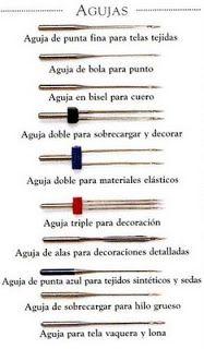 Alfileres de plata: MANUAL DE COSTURA: Plancha, máquina de coser y remalladora
