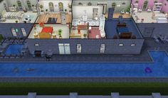 Remake house sims freeplay
