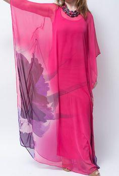 Caftan+kaftan+abaya+woman+long+dress+maxi+by+Lamaisondesign