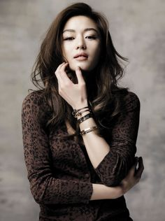 Top Actresses of Korea. Jeon Ji-hyeon!