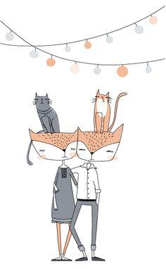 ...am I more myself or less myself...: и котките ни се качиха на главите...