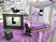 Sleeping Beauty Centerpiece | Pauleenanne Design