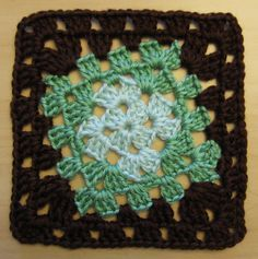Ravelry: Twisted Square pattern by Marjorie Ashby